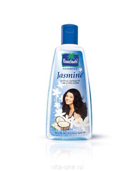 Кокосовое масло для волос с жасмином Parachute (Парашют) 200 мл